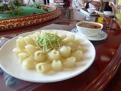 中国・甘粛省蘭州 関係団体との昼食会