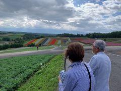 両親と行く・夏の北海道旅行・レンタカーの旅
