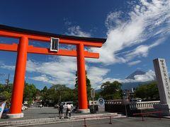 富士山世界遺産センター 初見