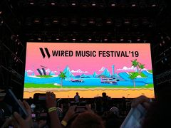 【2019】wired music fes 2019 day1&セントレア探検【国内フェス】