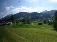 スイスの旅 ゴールデンパスラインでジュネーブへ