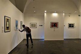 魅惑のシチリア×プーリア♪ Vol.411 ☆ノート:チヴィコ美術館「バンクシー展」重いテーマ♪