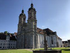 ザンクトガレン大聖堂
