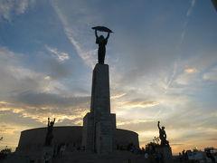 オーストリアとプチ東欧の旅 -2日目ハンガリー ゲッレールトの丘