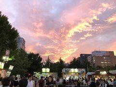 北海道旅行3日目 札幌オータムフェスタ