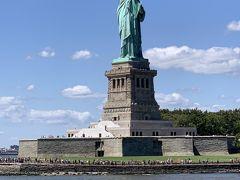 ニューヨーク滞在記① 自由の女神