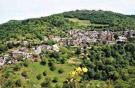 列車とバスで巡る南西フランス(7)。。。コンク