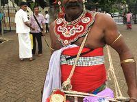 2度目のスリランカ ペラヘラ祭りと紅茶園とコロンボ+ちょっとクアラルンプール�