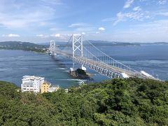 倉敷→高松→淡路島→神戸 2泊3日夫婦旅②