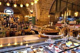 魅惑のシチリア×プーリア♪ Vol.416 ☆ノート:優雅なカフェ「Anche gli Angeli」ケーキは超美味しい♪