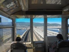 楽しい乗り物に乗ろう!  神戸新交通「六甲ライナーで灘の酒蔵へ。」   ~神戸~