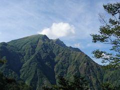 山の景色~2019谷川岳