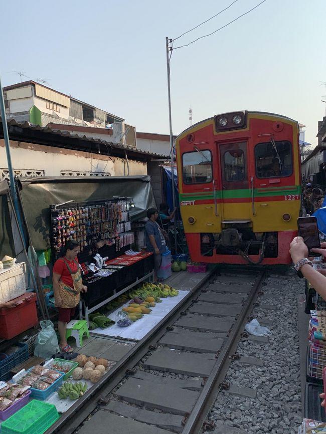 201903-05_タイ旅行2日目 Bangkok in Thailand