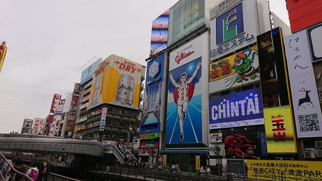 初日はUSJにいきました。<br />二日目は大阪、日本橋で買い物。<br />三日目は比叡山延暦寺へ。<br />四日目は帝国ホテルで昼食をとりました。