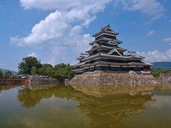 今年も夏の旅行は信州へ【1日目】ー諏訪大社&松本城ー