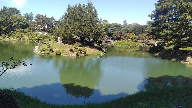 青春18切符を使って、ちょこっと旅行。香川県の屋島~栗林公園~こんぴらさんへ