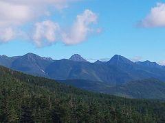 北横岳ハイキング→ペンションでフレンチ→車山ハイキング