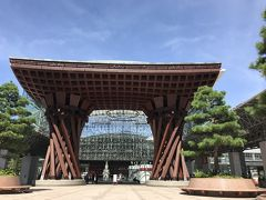 【金沢~富山】北陸の旅  「街・海・山」を満喫!!金沢編