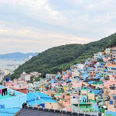 一泊二日! 夏の釜山一人旅 (Part 1)