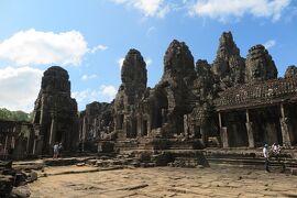 カンボジア・アンコールトム観光 -カンボジア1-