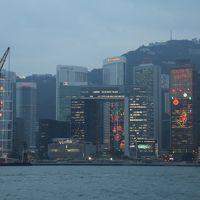 山水画の世界と街角の風景 その6(食在香港編)