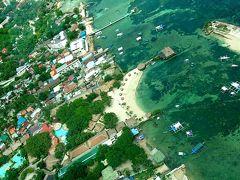 ブルーウォーターマリバゴ泊 島ホッピンとターシャとセスナの夏旅その3