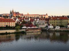 プラハの旅行記