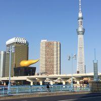 【東京近郊 水辺の街を歩く旅】(4) 蔵前