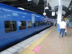 残暑の九州(3)鹿児島本線特急ソニックに乗って門司港へ
