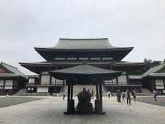 2019.9 成田山新勝寺早足巡り