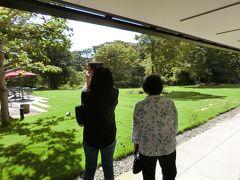 施設暮らしの義母と箱根の温泉に1泊旅行。