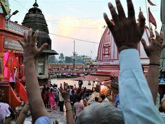 シニアのふれあい旅 沐浴のハリドワール IN インド
