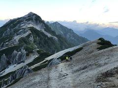 北アルプスの女王・燕岳登山