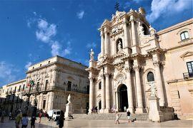 魅惑のシチリア×プーリア♪ Vol.433 ☆シラクーザ:世界遺産の美しきシラクーザ大聖堂♪