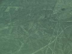 南米大陸三大絶景を巡る旅(3)ナスカの地上絵だけでなくナスカ平原にも心惹かれた遊覧飛行
