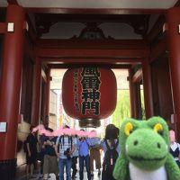 お上りさんの東京ひとり旅