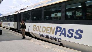 スイス 17日間 鉄道で一回り(6):7日目 ゴールデンパスラインに乗って、グリンデルワルトからツェルマットへ