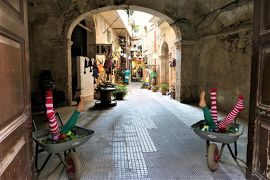 魅惑のシチリア×プーリア♪ Vol.436 ☆シラクーザ:オルティージャ島旧市街優雅なショッピングと散策♪