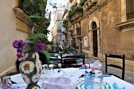 魅惑のシチリア×プーリア♪ Vol.437 ☆シラクーザ:オルティージャ島旧市街 何気ない風景が絵になる♪