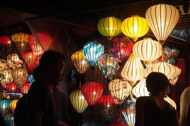 子どもと一緒にベトナムに行こう!5泊7日ダナン・ホイアンの旅⑤ホイアン観光(夜)