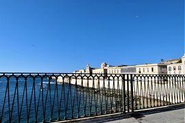 魅惑のシチリア×プーリア♪ Vol.446 ☆シラクーザ:朝日輝くオルティージャ島東海岸♪