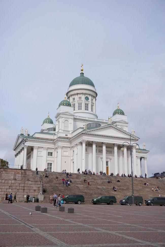 7歳と2歳の子連れフィンランド旅行 3日目 ヘルシンキ編