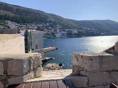 ドイツ・クロアチアの旅~④クロアチア ドゥブロブニク 旧市街を歩く・アドリア海にみとれて♪