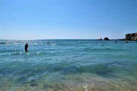 魅惑のシチリア×プーリア♪ Vol.448 ☆フォンターネ・ビアンケ:青いイオニア海は美しい♪