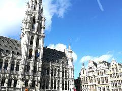 欧州3ヶ国(フランス・イギリス・ベルギー)周遊 家族旅行 2019.8【ベルギー編】