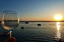 魅惑のシチリア×プーリア♪ Vol.454 ☆シラクーザ:ジュニアスイートルームのテラスから夕日に乾杯♪