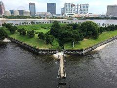 お江戸の巨大城郭と、海の最前線を訪ねて。
