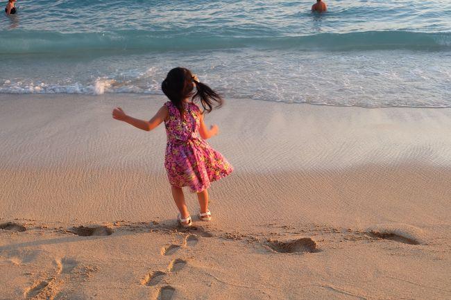 4歳子連れ家族旅行 ハワイの旅⑤