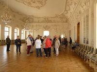 9月 バルト3国の旅 �ラトビア ルンダーレ宮殿