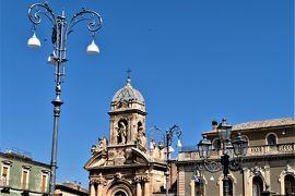 魅惑のシチリア×プーリア♪ Vol.461 ☆ビアンカヴィッラ:大聖堂の美しいローマ広場♪